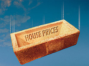 falling house prices