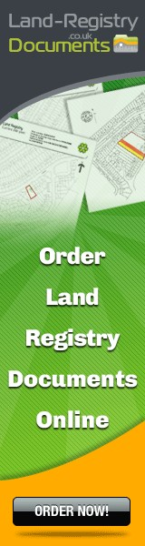Order Land Registry Documents
