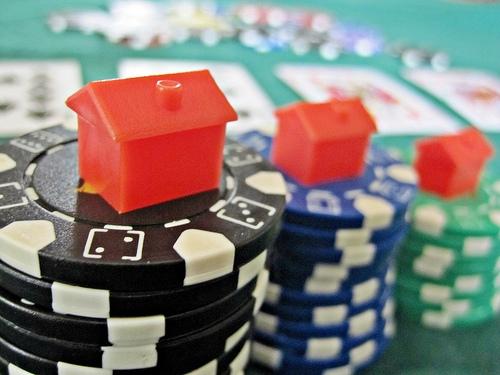 Property Market Gamble